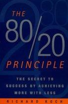 The 80 20 principle richard koch the personal mba for Koch 80 20 principle